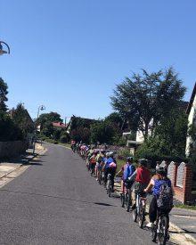 Fahrrad-Feriencamp
